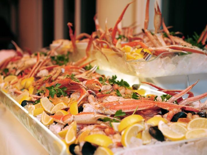Tmx 1358450269824 Seafood2 Mount Pleasant, SC wedding catering