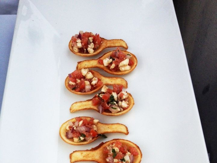 Tmx 1435082359004 Bruschetta Mount Pleasant, SC wedding catering