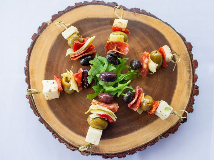 Tmx V Antipasto Skewers 51 532460 1573152272 Mount Pleasant, SC wedding catering