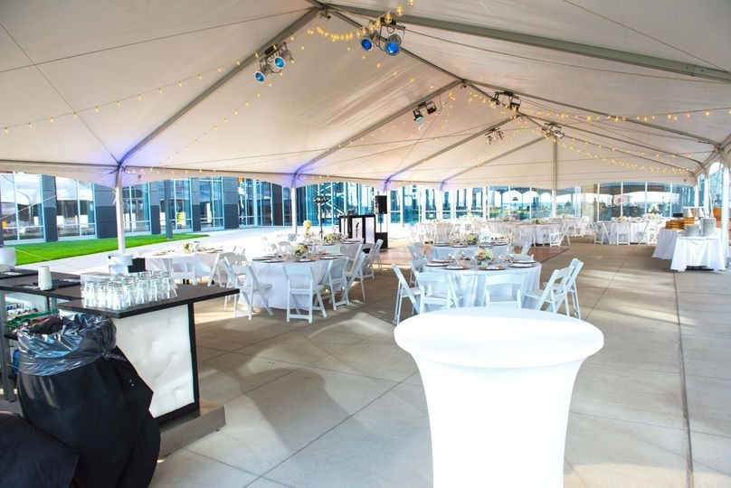 Lago Custom Events