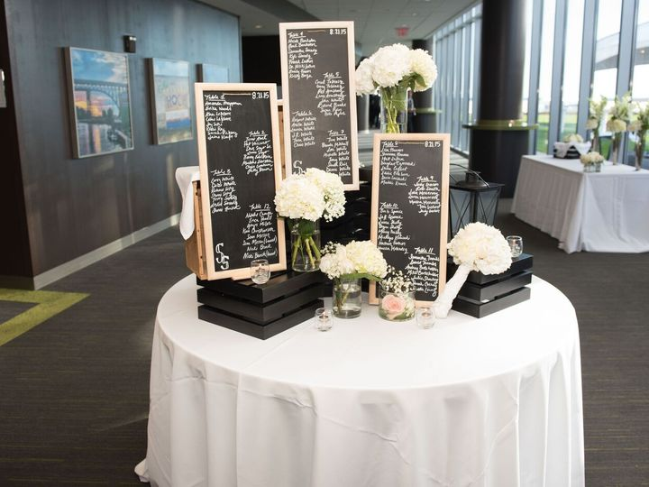 Tmx 1465569985420 Welcome Table 2 Cleveland, OH wedding venue