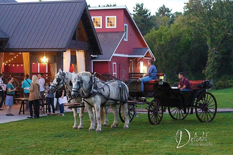 Hope Glen Farm - Venue - Cottage Grove, MN - WeddingWire