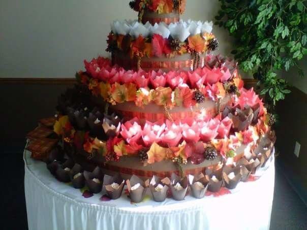 Tmx 1514406099134 Fbimg1511985153204 Prairie Du Sac wedding cake