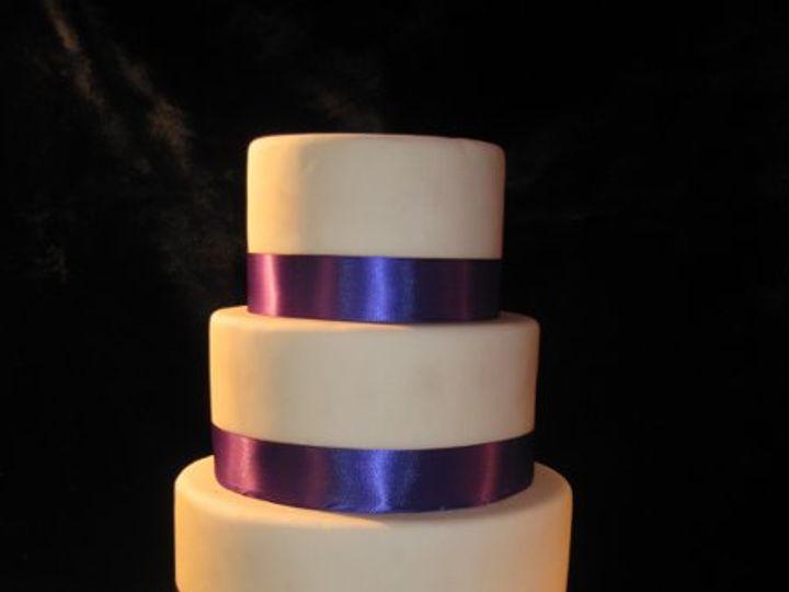 Tmx 1320066402880 Weddcakes061 Almont wedding cake