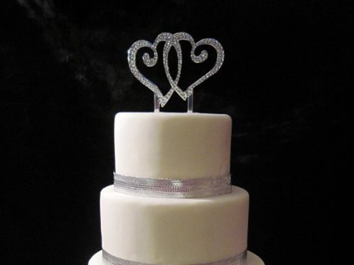 Tmx 1320066747365 Weddcakes015 Almont wedding cake