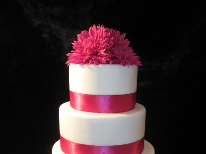 Tmx 1320066801177 Weddcakes027 Almont wedding cake