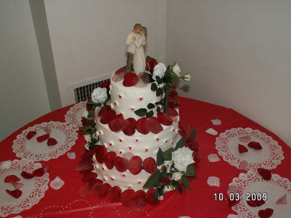 Whitehouse cake