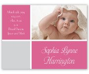 Baby Birthday Invitation