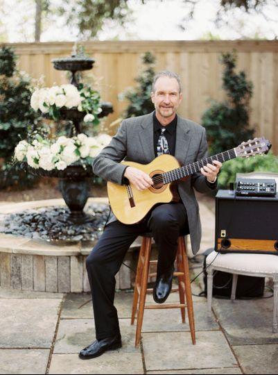 Nick DiGennaro Jazz & Classical Guitar