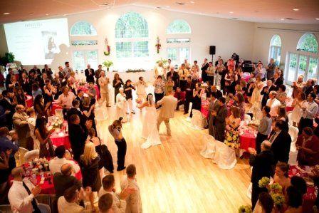 Spring Wedding, Reception