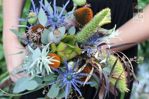 Spiky bouquet