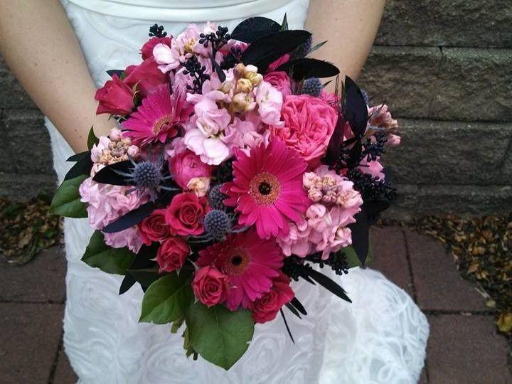 Tmx 1439944183326 Navy Chic 180 Milwaukee, Wisconsin wedding florist