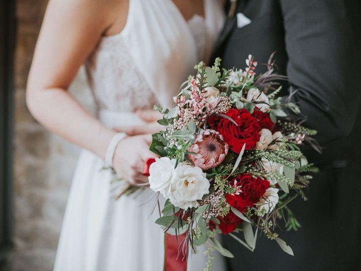 Tmx 1498768172248 Red Romance 130 Milwaukee, Wisconsin wedding florist