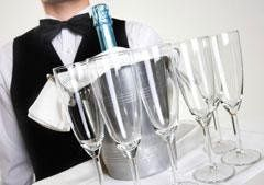 Tmx 1238532146765 Picchampagneserver West Falmouth, MA wedding catering