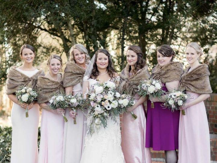 Tmx 1521124700 7b0965fb2a19ce10 1521124698 2bf5d3a63ab882d1 1521124698440 1 1FA99DDC 68CE 47AB Powhatan, VA wedding beauty