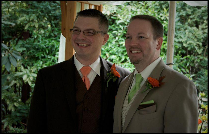 McMenamin Wedding Portland