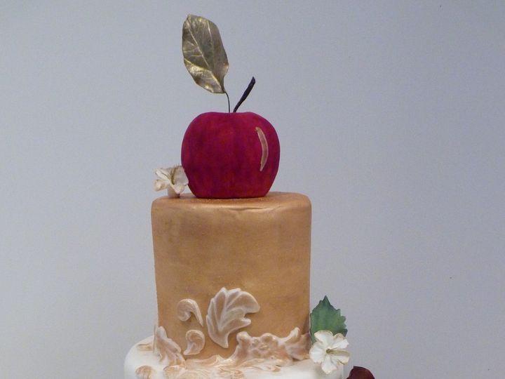 Tmx 1417540978751 P1050231 Eliot wedding cake