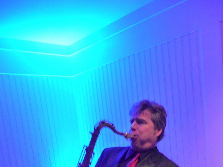 Tmx 1398198906419 Sax W Cool Blue Ligh Boston wedding band