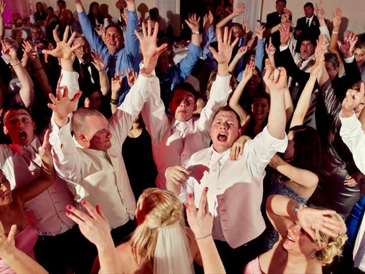 Tmx 1477593528529 Wedding Dance Crowd  Pink Boston wedding band