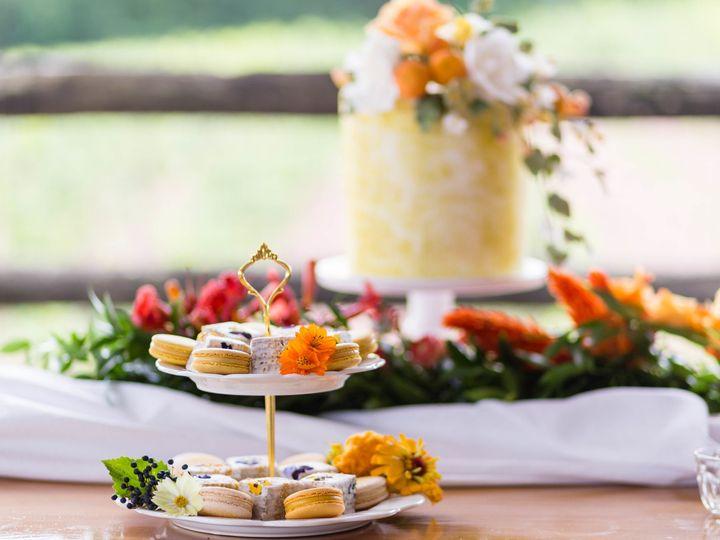 Tmx 1507430305408 Cakepunch 146 Havertown wedding cake