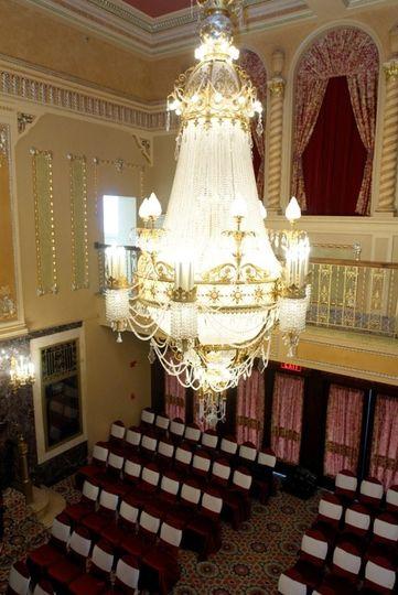 genesee chandelier