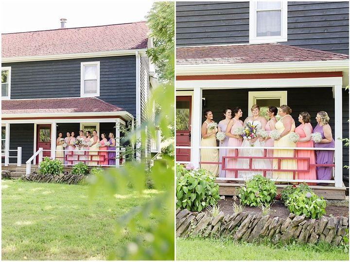 Farmhouse (dressing rooms)