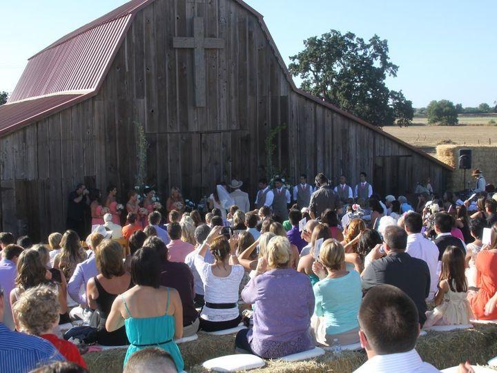 Tmx 1440517548826 117 Barn With Cross X2 Sacramento, CA wedding dj