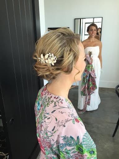 Tmx 1446059888823 Updo2 Long Island City, New York wedding beauty