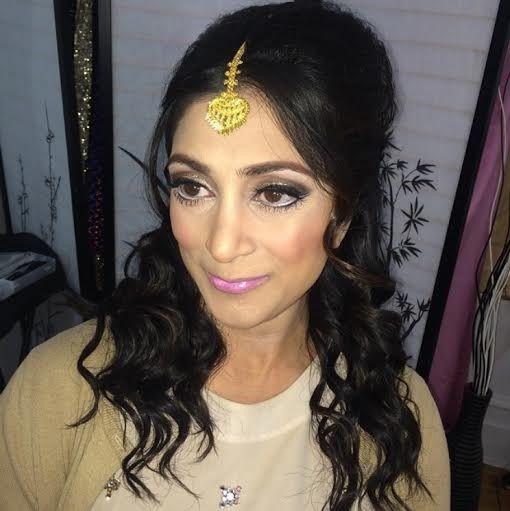 Tmx 1446060329972 Indian Glam Long Island City, New York wedding beauty