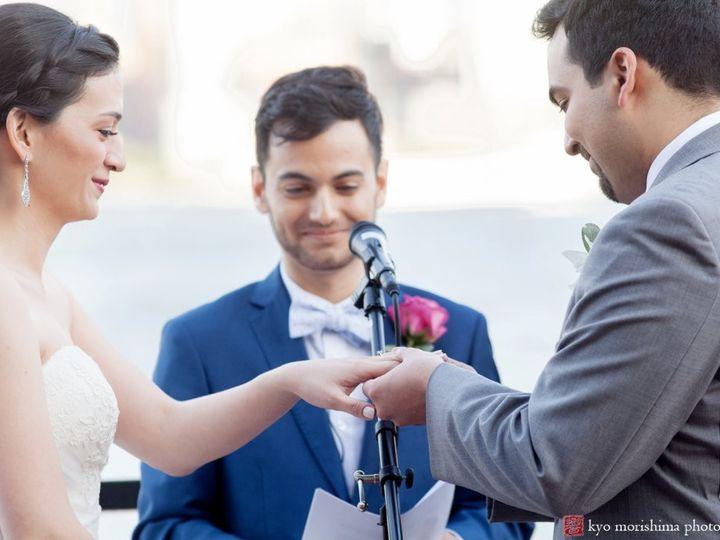 Tmx 1499366015357 Chart House Wedding0027 Long Island City, New York wedding beauty