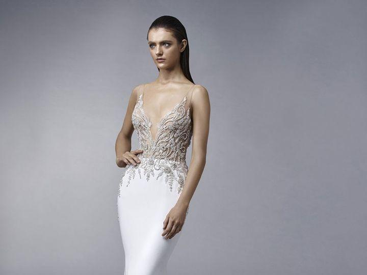 Tmx 1522515432 254a9af6f7d26160 1522515431 B4186101bfa2aaac 1522515427718 5 Enzoani 2018 Pro M  wedding dress