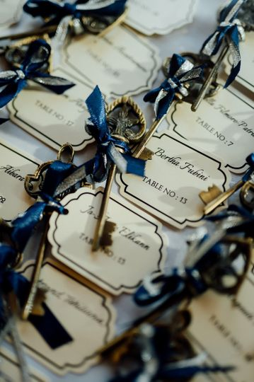 Wedding favors to give away
