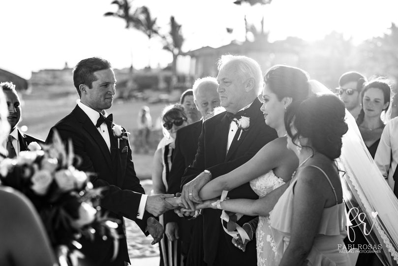 Cabo Wedding By Fabi Rosas