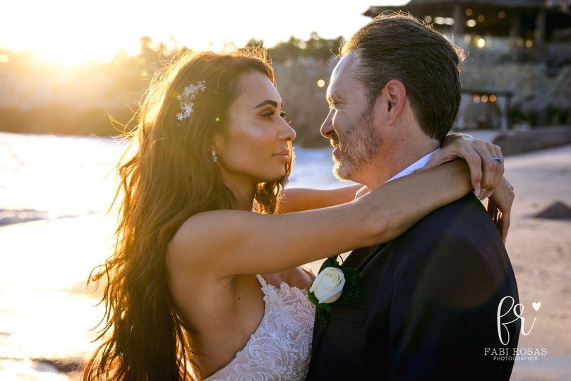 Esperanza Wedding - Fabi Rosas