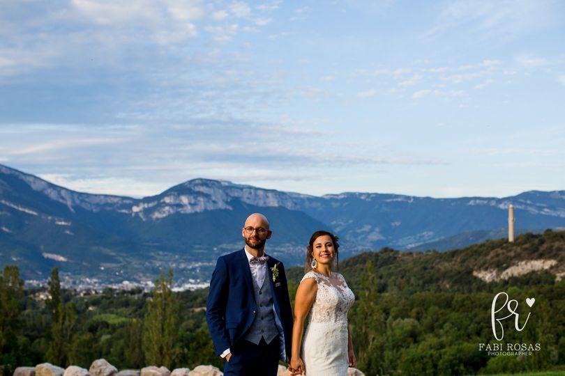 France Wedding  by Fabi Rosas