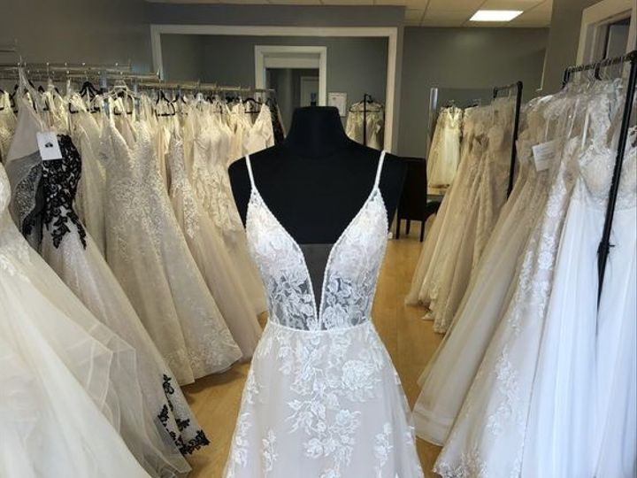 Tmx Heart To Heart Bride Private Collection Wedding Dress Rochester Ny Illusion Bodice A Line Floral Lace Spaghetti Straps 51 55560 157549809922791 Webster, NY wedding dress