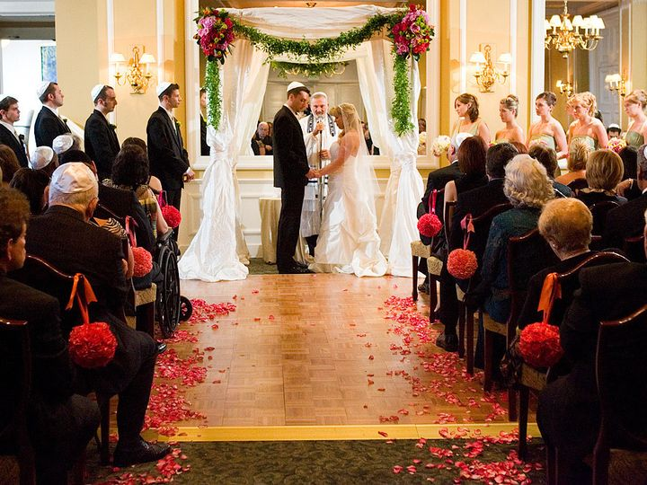 Tmx 1432763392018 Jewish Wedding Ceremony With Guests Rockledge, Florida wedding officiant