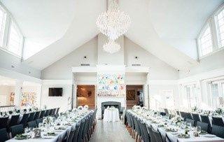 Spectacular Indoor Reception