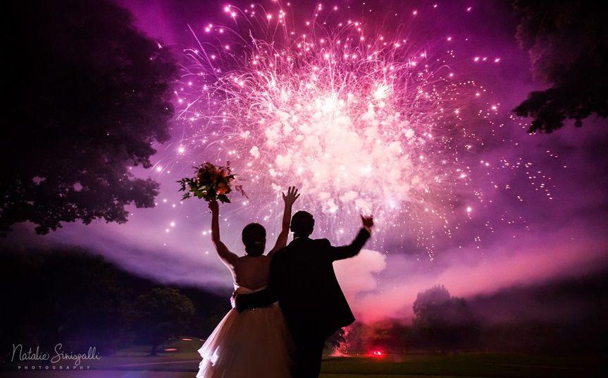 Firework ending