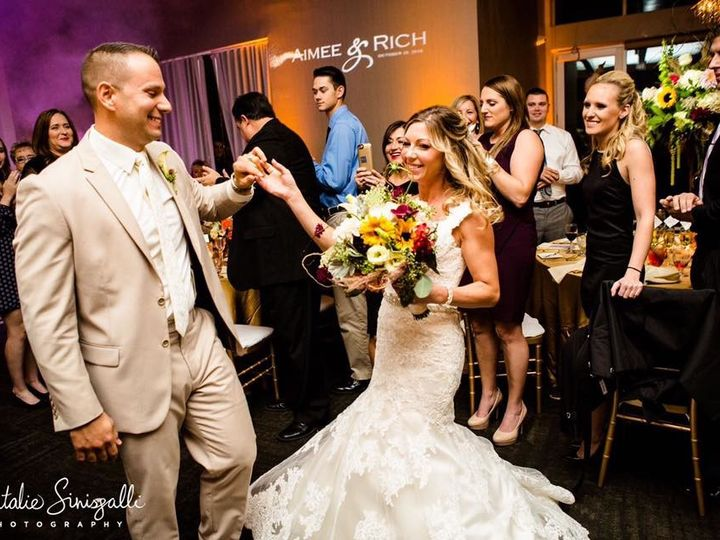 Tmx 1508448781890 Rich And Aimee Entrance Spin Rochester, NY wedding dj