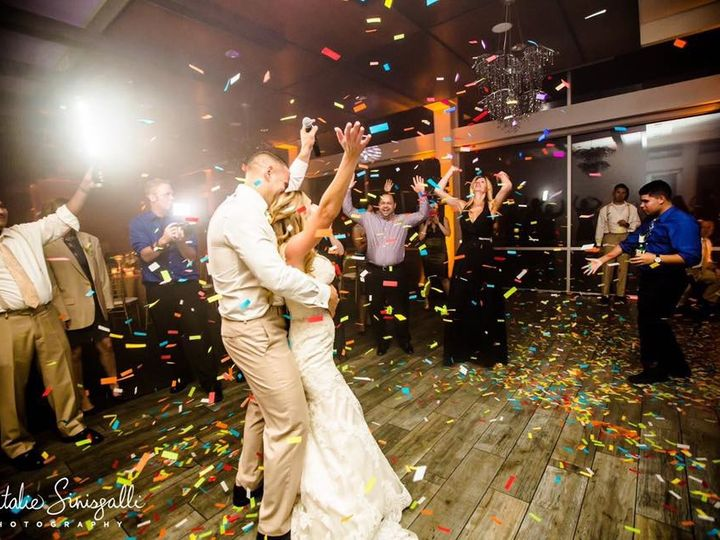 Tmx 1508448800370 Rich And Aimee Confetti Wedding Rochester, NY wedding dj