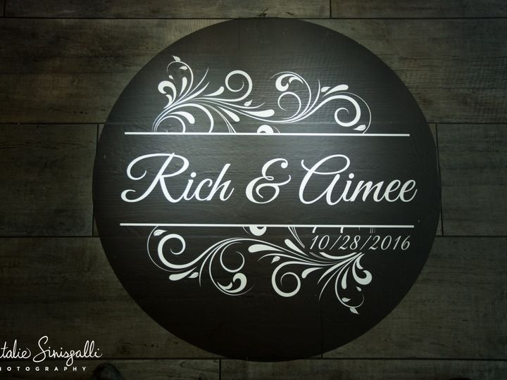 Tmx 1508451171491 Richaimee Floor Sticker At Strath 10.28.16 Rochester, NY wedding dj