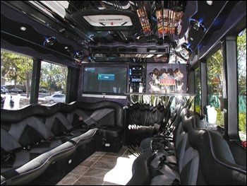 Freightliner interior