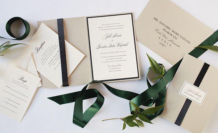 Paper Rock Scissor Invitations Minneapolis Mn Weddingwire