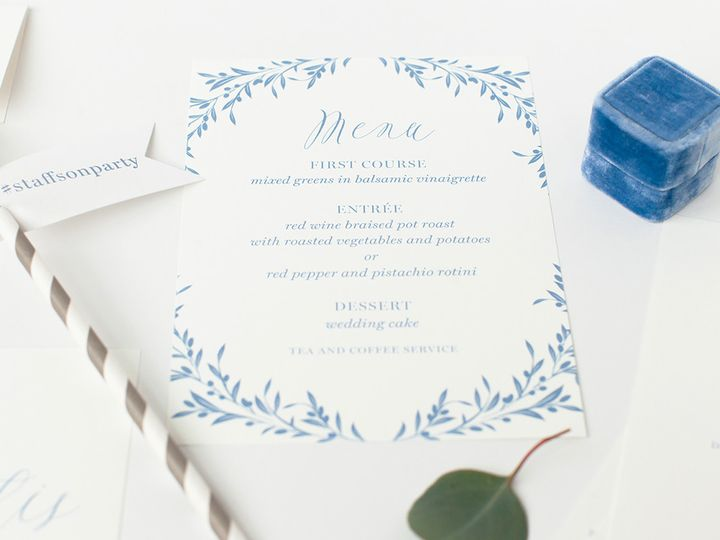 Tmx 1475794706643 Prs Breanne 4 Minneapolis wedding invitation
