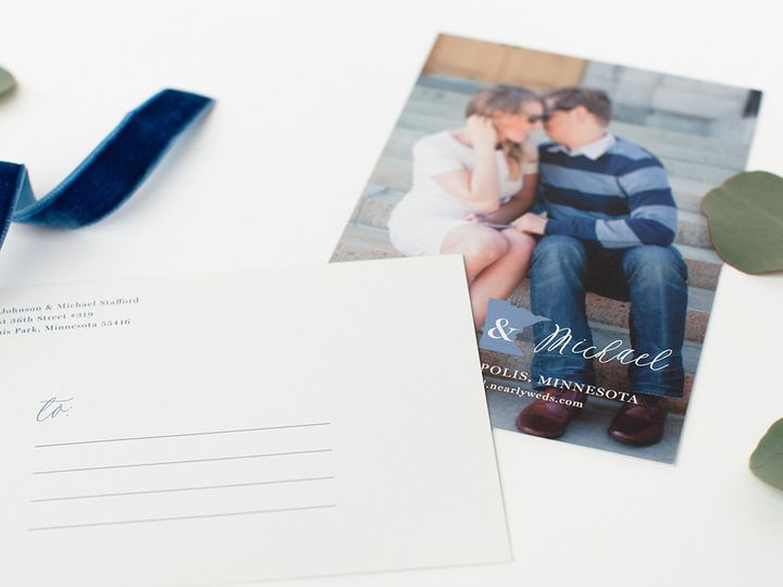 Tmx 1475794716048 Prs Breanne 6 Minneapolis wedding invitation