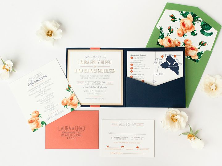 Tmx 1475794743836 Prs Huben 1 Minneapolis wedding invitation