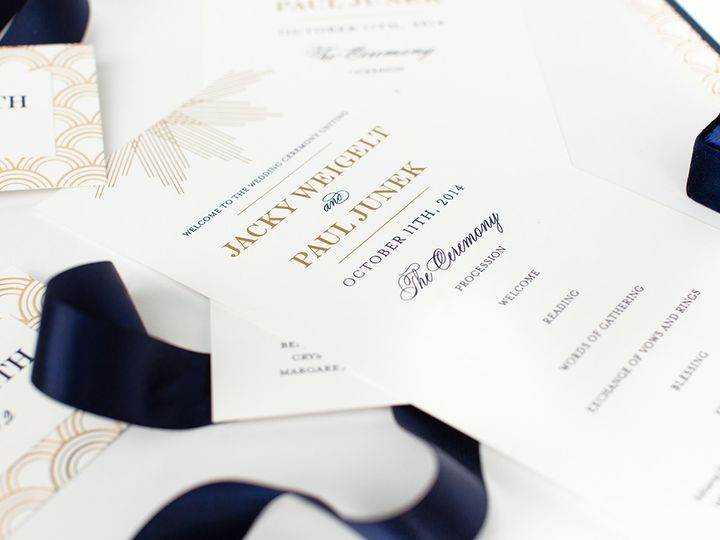 Tmx 1475794753060 Prs Jacky 4 Minneapolis wedding invitation