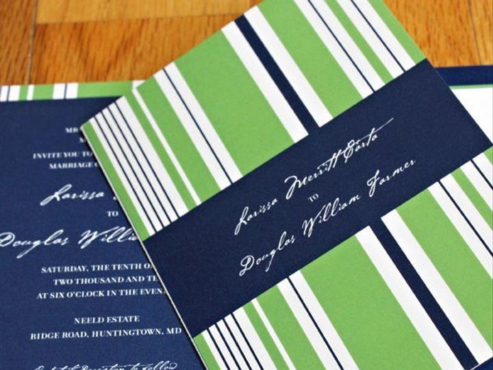 Tmx 1279196047628 Wedwire Charles Town wedding invitation