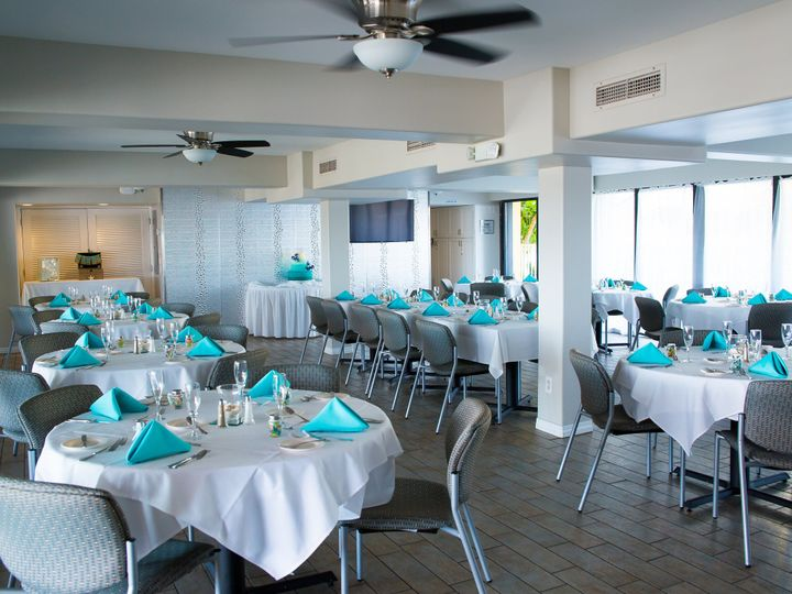 Tmx 1465414130670 Bilmar Beach Cafe  Patio 12 Saint Petersburg, FL wedding venue